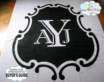 Aisle Runner, Wedding Aisle Runner, Custom Aisle Runner on Quality Fabric That Won't Rip or Tear