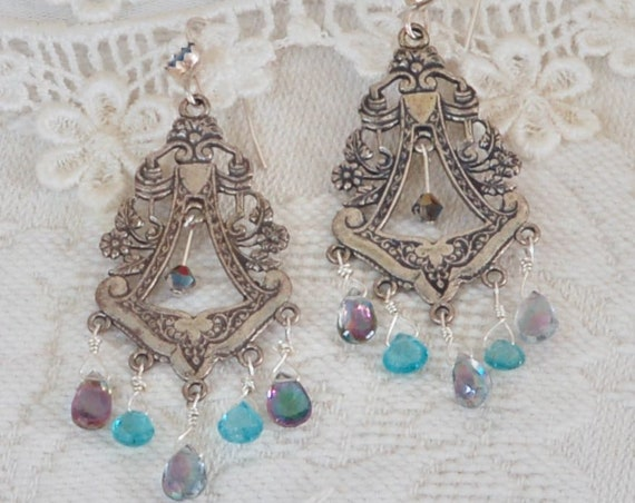 Mystical Chandelier Earrings