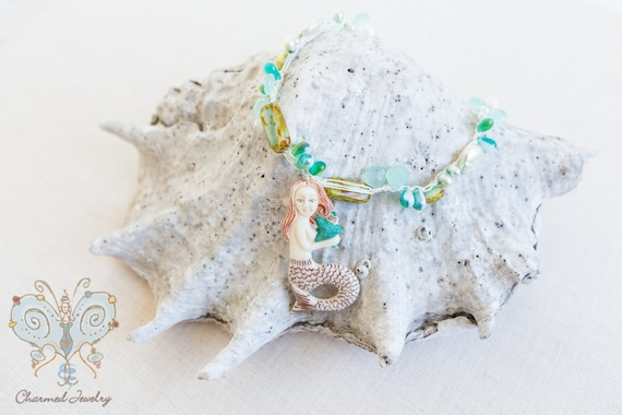 Lucky Mermaid Dreams Necklace