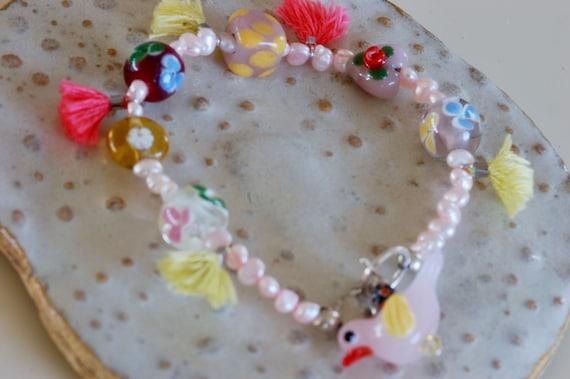 Boho Birdy Bracelet