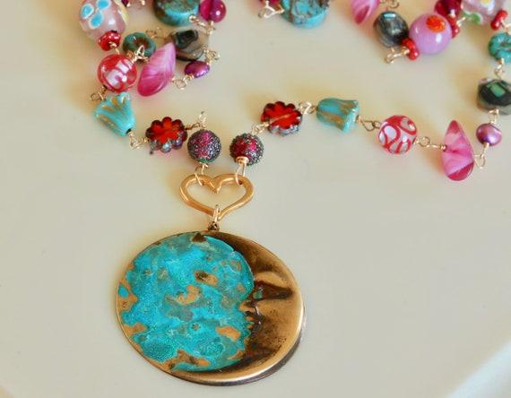 Moonlight Lover Necklace