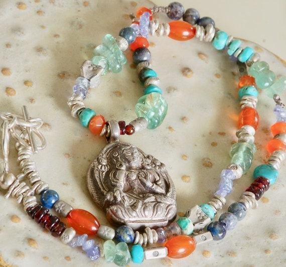 Serenity Necklace - Buddha Necklace