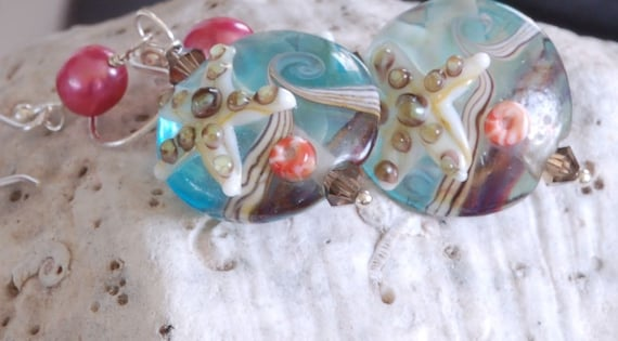 Beach Party Earring