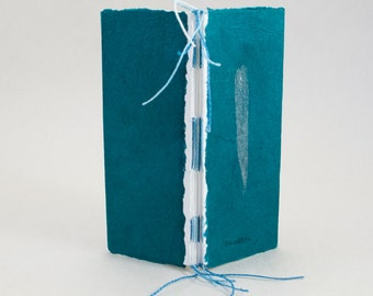 Artist Book / Limited Edition / Needles / Gift for Sewers and Crafters / Linoleum Prints / Sew and Tie Binding