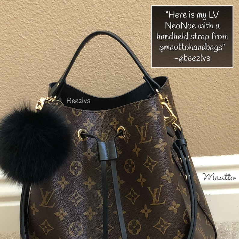 ce294692eaef08 Top Handle & Crossbody Strap for LV Neo Noe Bucket Bag and   Etsy