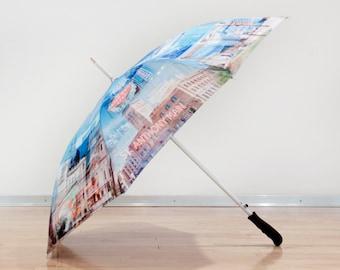 Art Umbrella - Minneapolis, Minnesota Photo Collage
