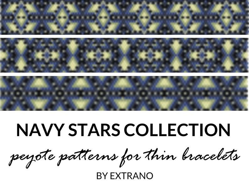 Peyote bracelet patterns thin bracelet patterns uneven image 0