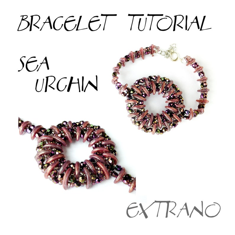 Bracelet tutorial bracelet pattern crescent beads pattern image 0