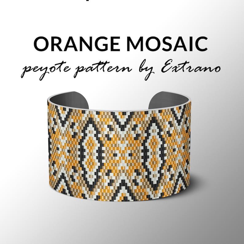 Peyote bracelet pattern pattern for bracelet peyote pattern image 0
