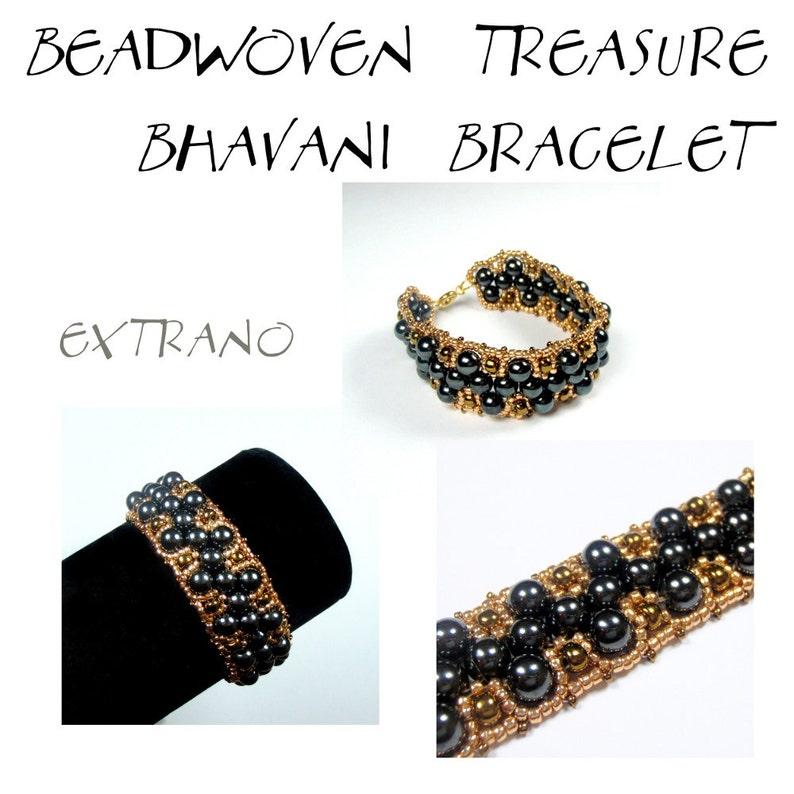 Bracelet tutorial bracelet pattern seed beads pattern image 0