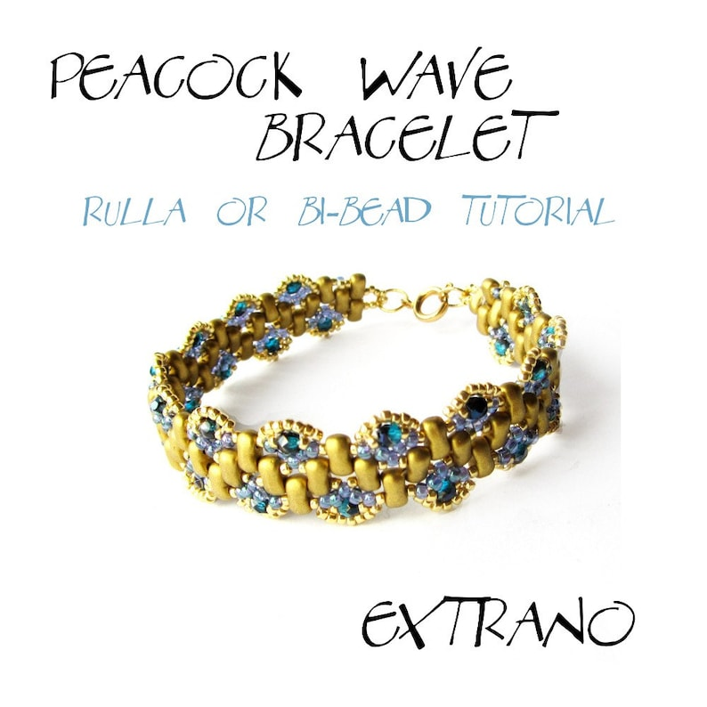 Bracelet tutorial bracelet pattern seed beads pattern rulla image 0