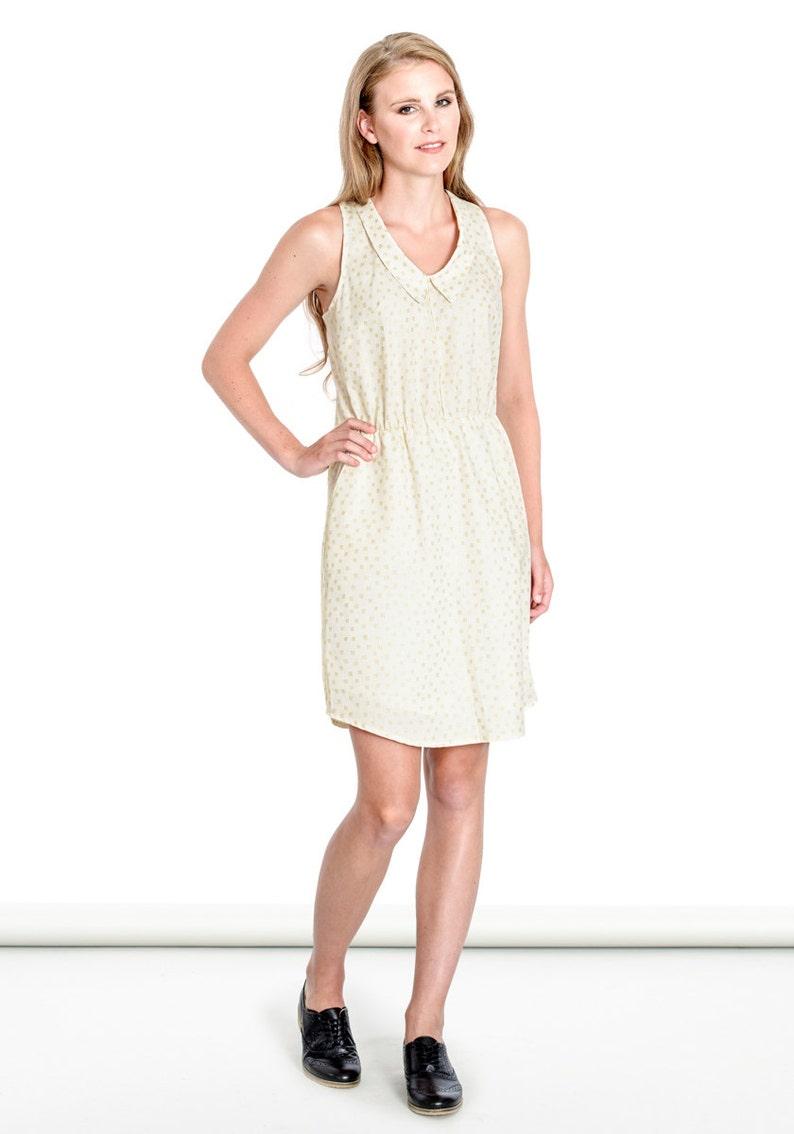 Print dress #R01PE15 was 185CAD