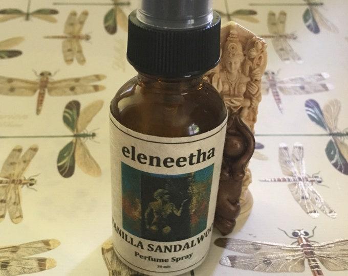 Vanilla Sandalwood Perfume
