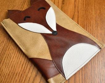 Leather Fox iPad Mini Case