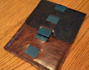 100% Leather iPad Mini Case