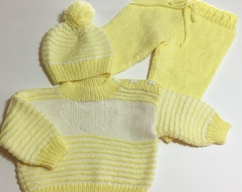 d6510226d Knit baby sweater