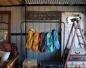 BESPOKE UKULELE CASE - Repurposed Blanket Ukulele Case Customised to Fit Your Ukulele