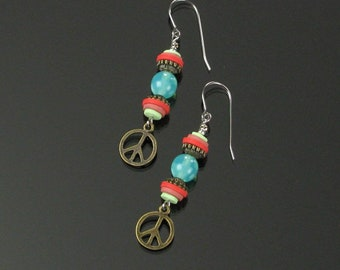 Bohemian / Boho Earrings