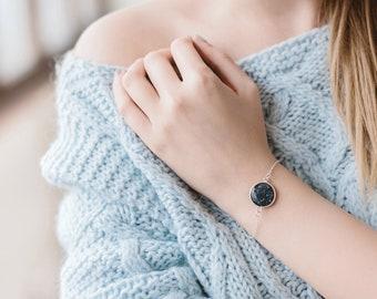 Virgo Zodiac Bracelet, Zodiac jewelry, Constellation bracelet, Virgo star sign, Astrology bracelet, Astrology gift Zodiac September Birthday