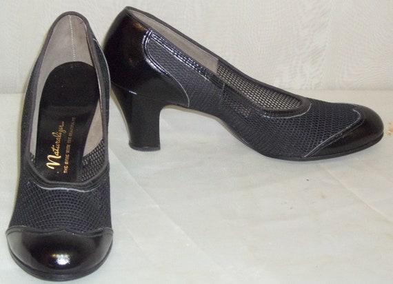 Vintage Deadstock Naturalizer Mesh Shoes Pumps 9AA