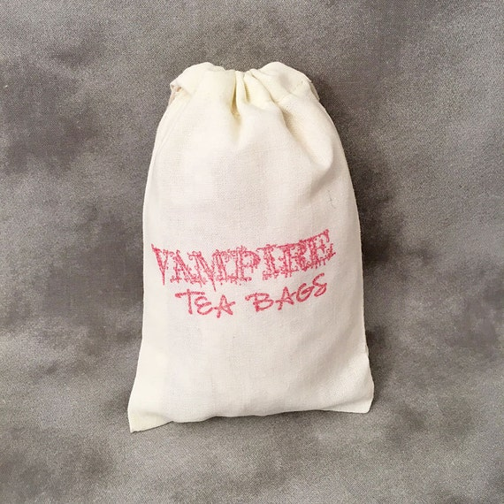 vampire tea bags shark week code red tampons