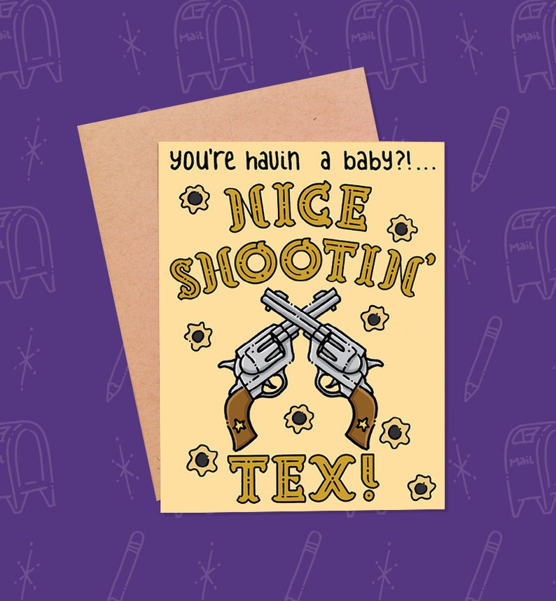Funny New Dad Card  Funny Pregnancy Card For Him  Funny Dad image 0