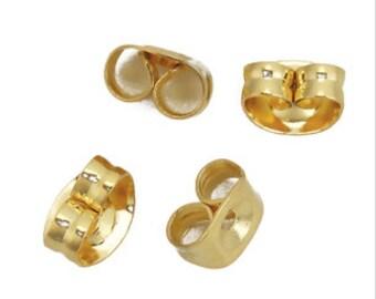 Silicone Ear Nut Big Size Fine Quality F707