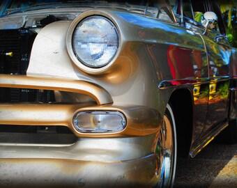 1954 Chevy Sedan - Classic Car - Garage Art - Pop Art - Fine Art Photograph
