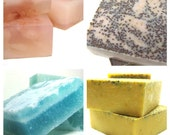 The OOPS Bar Soap. -Nicks and Dents 2 pounds - Wholesale - Handmade Vegan Soaps
