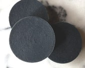 Activated Charcoal Soap - with pure essential oils and healing botanicals for facial care, natural detox/good for all over body care too