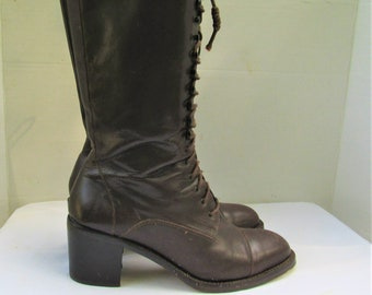 077a29be8e2 90s chunky boots   Etsy