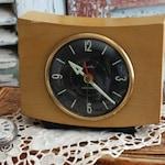 Vintage Alarm Clock - Electric Alarm Clock - Westclox Alarm Clok - Alarm Clock - Bedside Alarm Clock - by avintageobsession on etsy