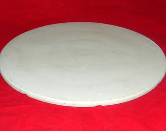 "Sassafras  13"" Round Baking Stone Pan Super Stone Stoneware for Homemade Pizza Cookies Breads Biscuits - CrabbyCats Crabby Cats WS3G"