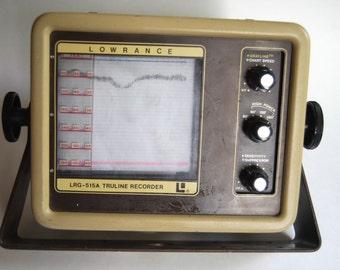 Vintage Truline Recorder, Industrial, Marine