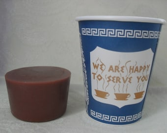 New York City Coffee Soap  Cup Coffee Soap