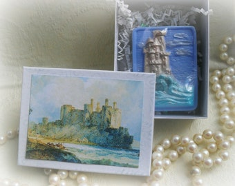 Castle by the Sea Soap
