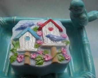 Summer Rental Bird House soap