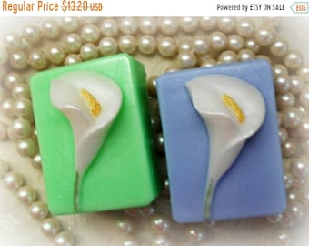 SALE 30% OFF Calla Lilies Gift Set