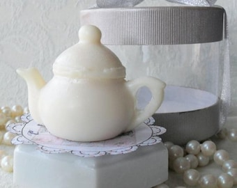 SALE 30% OFF Handcrafted Soap Teapot set