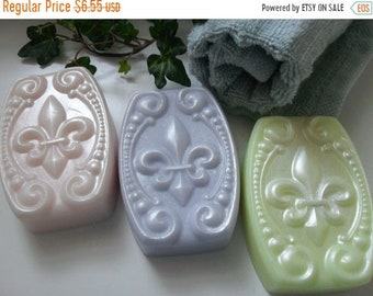 SALE 30% OFF Provence  Handcrafted  Goat MIlk Soap
