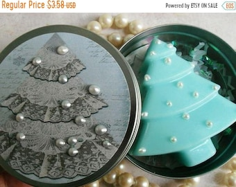 SALE 30% OFF Tiffany Tree Soap