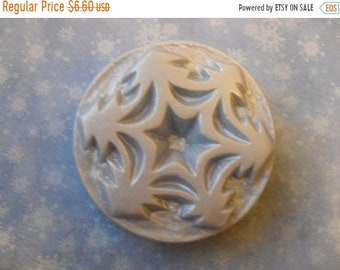 SALE 30% OFF Snowflake Handcrafted Soap