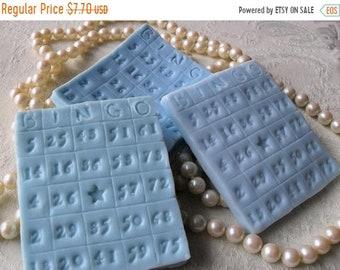 SALE 30% OFF Handcrafted Soap Bingo Soap
