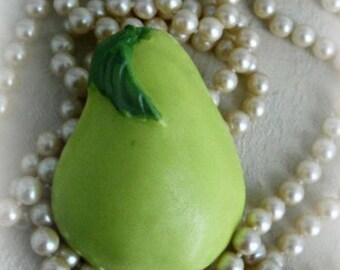 SALE 30% OFF Pear Aloe  Soap