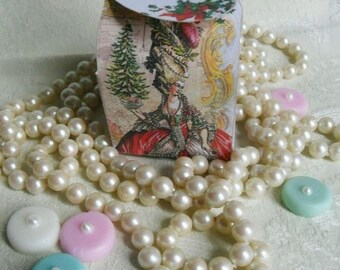 SALE 30% OFF Marie's Pearls Guest Soaps