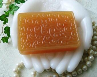 Sweet Honey Love Soap with Aloe