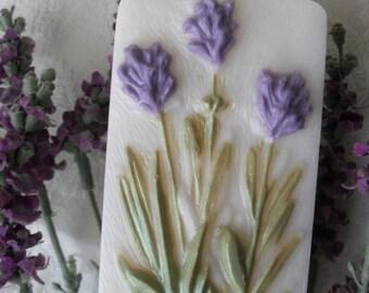 SALE 30% OFF Lavender Fleur Handcrafted Soap