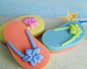 Flip Flop Handcrafted Soap