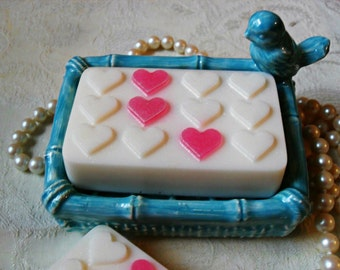 Grid Love Handcrafted Soap
