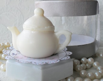 Handcrafted Soap Teapot set